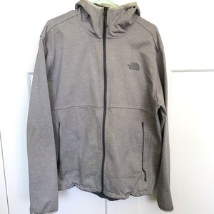 North Face Mens Zip up Hoodie - XL